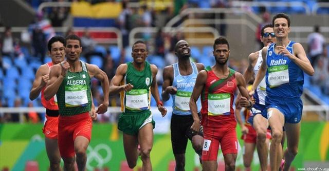 الكص وإسماعيلي يودعان بطولة العالم لألعاب القوى