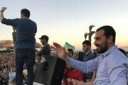 الأمن يحاصر وقفة أمازيغ متضامنين مع ''معتقلي الحسيمة'' بالبيضاء