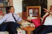 سفير الصين الجديد بالمغرب في ضيافة بن كيران لهذه الأسباب