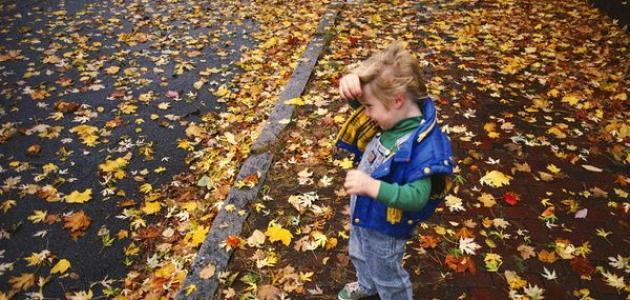 نصائح للحفاظ على صحتك وصحة طفلك في فصل الخريف