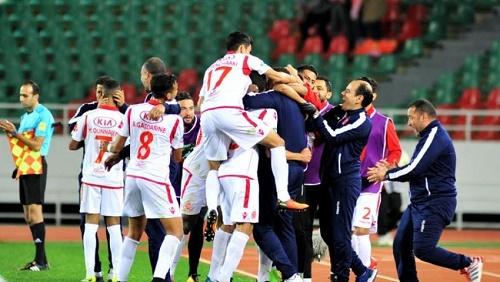 الوداد يقترب من لقب دوري أبطال إفريقيا