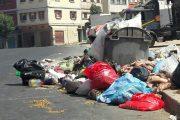 شركات النظافة بالبيضاء تستعين ب''الميكا المباحة'' للتغلب على نفايات العيد