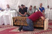 صور جنازة ''قايدة'' الفقيه بنصالح الشابة تلهب مواقع التواصل الاجتماعي