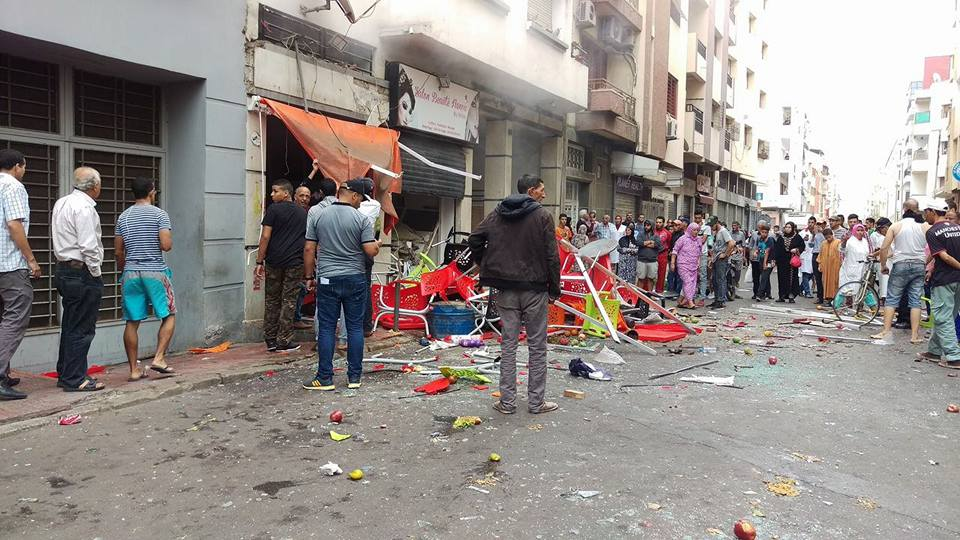 انفجار قنينة غاز يرسل مصابين إلى مستعجلات البيضاء