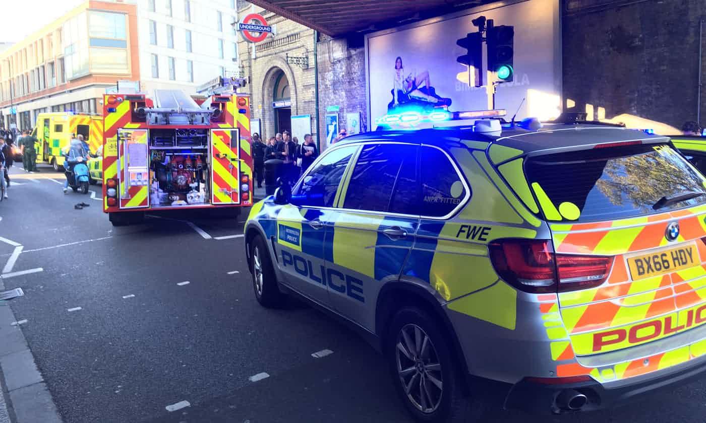 انفجار يهز محطة مترو بلندن وإصابات في صفوف الركاب