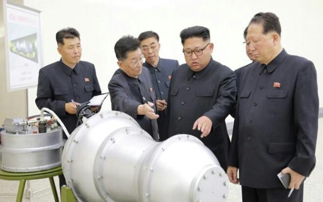 كوريا الشمالية تصدم العالم بتجربة نووية جديدة