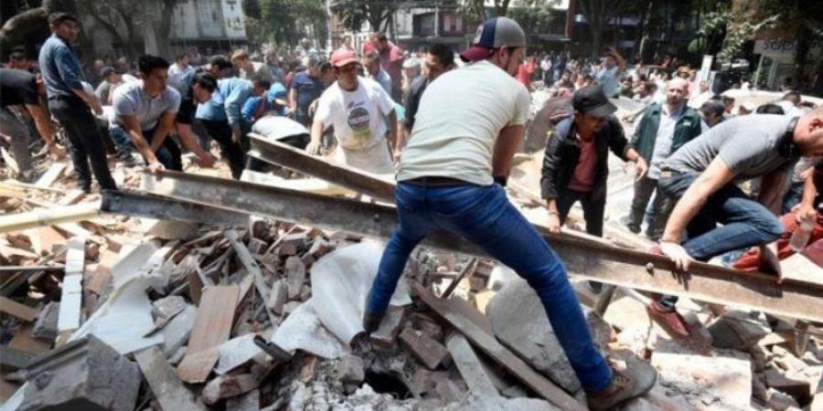 حصيلة ضحايا زلزال المكسيك ترتفع لعدد مهول