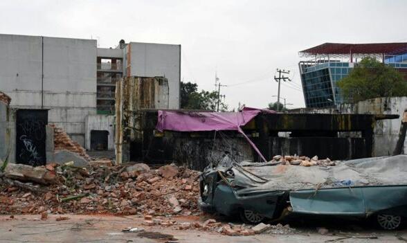 زلزال المكسيك يحصد عشرات الأرواح.. وحالة رعب بالبلاد