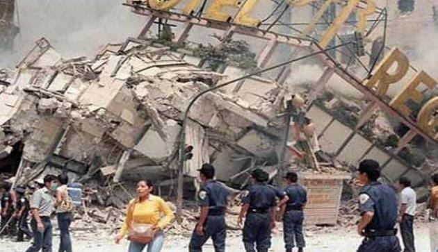 زلزال المكسيك.. لا وجود لمغاربة ضمن الضحايا