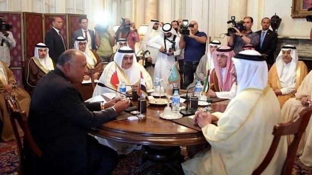 دول المقاطعة: الحوار مع قطر يجب ألا يسبقه أي شروط