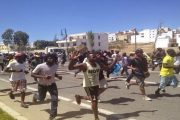 ترحيل 80 إفريقيا بعد تورطهم في مواجهات عنيفة مع طنجاويين