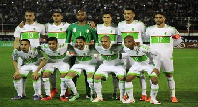 الجزائر خارج المونديال الروسي