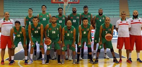 سلة المغرب في المربع الذهبي للبطولة الإفريقية
