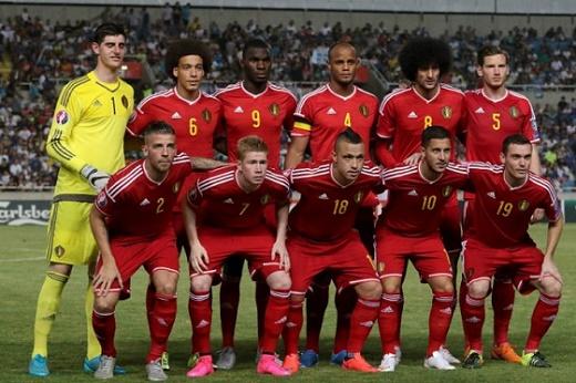 بلجيكا تلتحق بالمتأهلين إلى نهائيات روسيا 2018