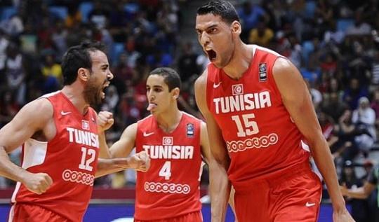 تونس تتوفق على المغرب في البطولة الإفريقية لكرة السلة - مشاهد 24