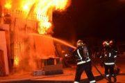 مراكش..حريق في مطعم أحد الفنادق الفاخرة يصيب مستخدمين بالاختناق