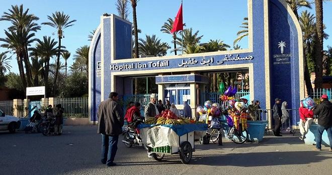 سرقة رضيع من مستشفى ابن طفيل تستنفر السلطات الأمنية بمراكش
