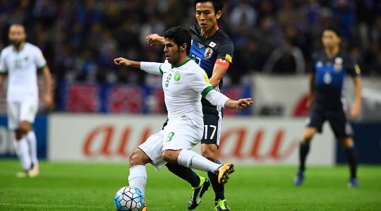 المنتخب السعودي يتأهل إلى مونديال روسيا 2018