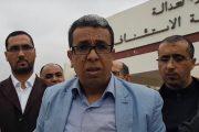 الصحفي المهدوي يعلن إضرابا عن الطعام ويدعو زوجته تحضير كفنه للاستشهاد