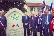 تدشين نصب تذكاري للجنود المغاربة في باريس