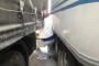 مصرع سائق حوصر جسده بين شاحنتين بميناء طنجة المتوسط