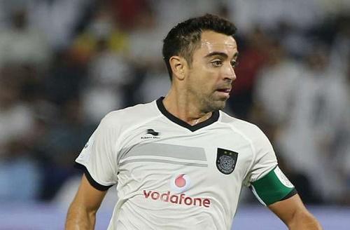 تشافي يرغب في تدريب منتخب قطر