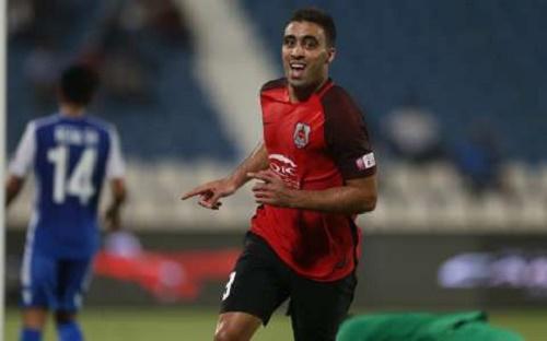 حمد الله يحرز هدفا في قمة الجولة السادسة للدوري القطري