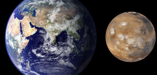 اكتشاف جديد حول كوكب المريخ يثير حيرة الباحثين
