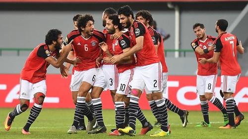 مصر ثاني منتخب إفريقي في نهائيات مونديال روسيا