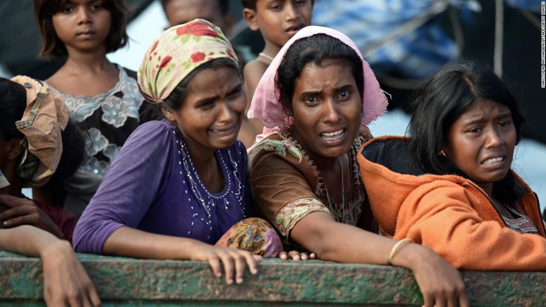 فاجعة جديدة تتسبب في مصرع عدد من مسلمي الروهينغا