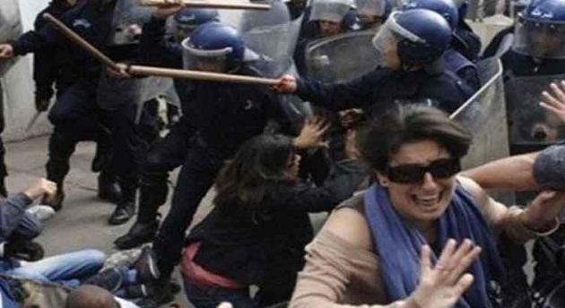الاتحاد الأوروبي ينتقد وضعية حقوق الإنسان في الجزائر