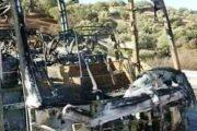 الصويرة.. نجاة مسافرين من الموت بعد اندلاع حريق بحافلة