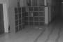بالفيديو..  أشياء مرعبة التقطتها كاميرا المراقبة ليلا داخل بهو مدرسة