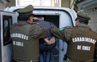الشيلي تعتقل
