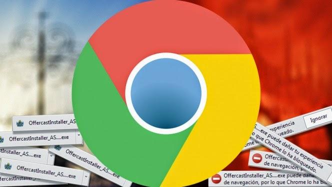 متصفح 'غوغل كروم' يواجه ثغرة أمنية خطيرة تمكّن قراصنة المعلومات من استغلالها !
