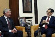 كوهلر يستهل أول زيارة له للمنطقة بمباحثات مع المسؤولين المغاربة
