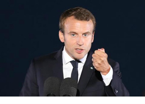 فرنسا.. ماكرون يعلن عن