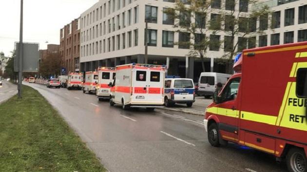 ألمانيا.. جرحى بعملية طعن في ميونخ