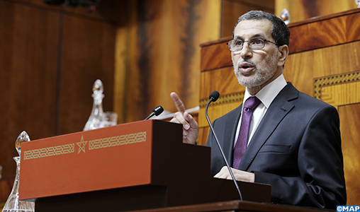 العثماني: الاستثمارات الأجنبية لم تقل وكل المؤشرات الاقتصادية تتحسن