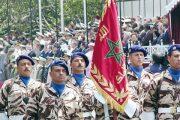 غوتيريش يكرم جنود حفظ السلام مغاربة