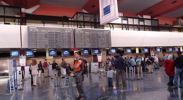 أجهزة سكانير جديدة بمطارات المملكة للكشف عن المتفجرات والأحزمة الناسفة