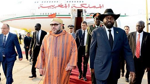 بعد زيارة الملك.. العلاقات بين المغرب وجنوب السودان تدخل مرحلة جديدة