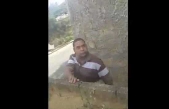 بالفيديو.. صادم.. شابة تسجل لحظة مقتلها على يد جارها