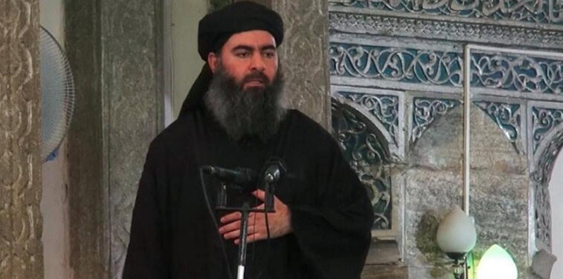وزارة الدفاع الأمريكية: البغدادي ما زال حيا
