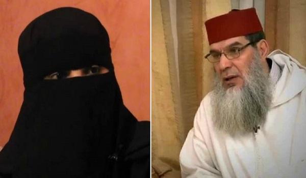 الشيخ الفيزازي والمنقبة حنان ينشران