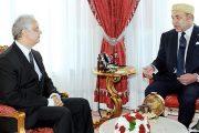 الملك محمد السادس يستقبل الأمين العام الجديد لحزب الاستقلال