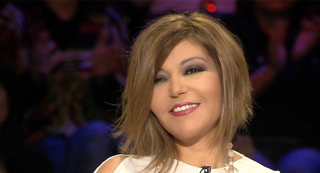 سميرة سعيد تغني للإنسان الآلي