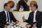 العثماني يتباحث مع رئيس الحكومة الروسية ويركز على ورقتي السياسة والاقتصاد