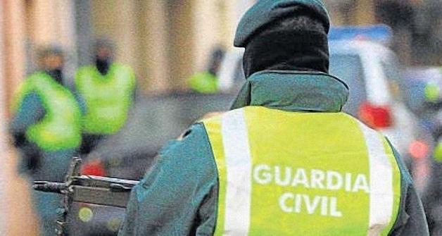 الحرس المدني الاسباني يصيب مهاجرا مغربيا أطلق صيحة تكبير