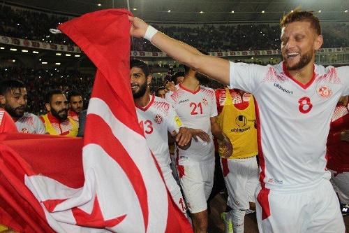 تونس تتأهل إلى المونديال الروسي